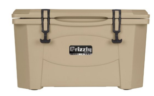 review the Grizzly 20 high performance cooler with extended ice storage of up to 6 days