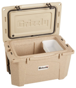We review the Grizzly 40 cooler along side the Yeti Tundra 45 and Ks Summit 50