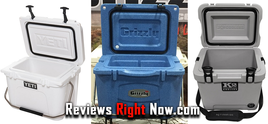 research the highest rated coolers from Yeti, Grizzly, and K2 and learn how to pick the best cooler for your next adventure