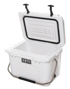 the Yeti Roadie 20 is perfect for a long day trip if you want the last beer to be as cold as the first no matter what the outside temperature.
