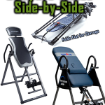 Compare inversion table reviews side by side searchable with features, limits, ratings, costs in an easy to search format