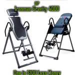 side by side compare Innova Fitness ITX9600 and Ironman Gravity 4000 will you save $100