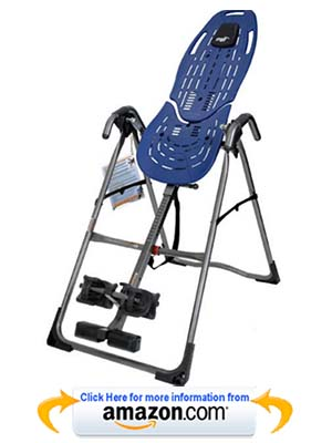 Teeter Hang Up EP 560 Inversion Table Review
