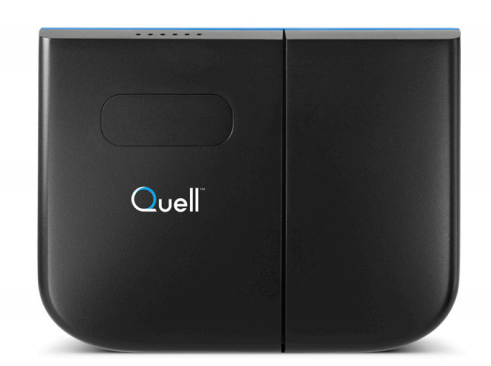 We reviewed the Quell wearable pain relief device and this is the brain behind the system