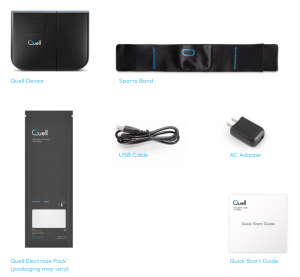 We researched the Quell wearable pain relief device and have presented an in-depth review here