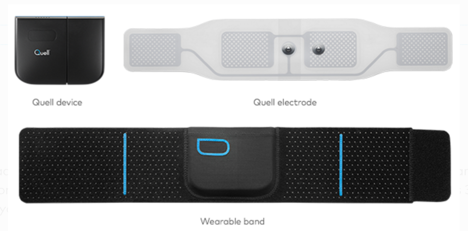 Reviewing the Quell wearable pain relief device