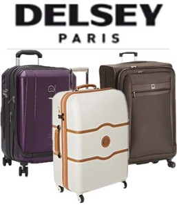 Delsey Luggage Comparison Table