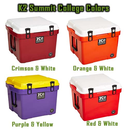 K2 Coolers Summit Ice Chest Series Review