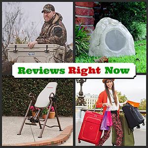 Visit Reviews Right Now for the latest in unbiased detailed product reviews