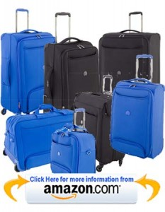 Delsey Luggage Chatillon Expandable Collection Review