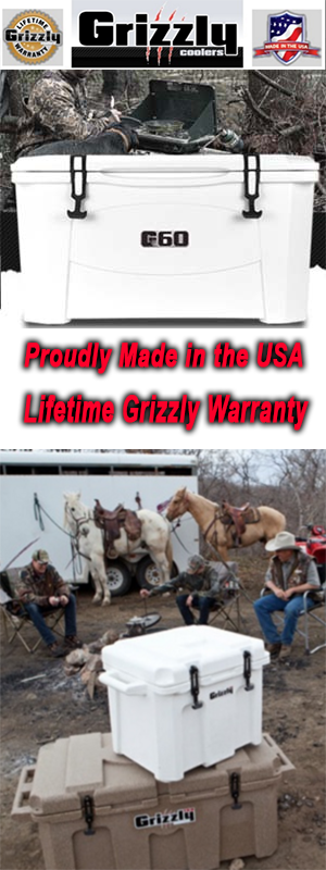 Before buying a Yeti Tundra cooler find out why Grizzly might be a better value with 100% Made in America and a Lifetime Warranty