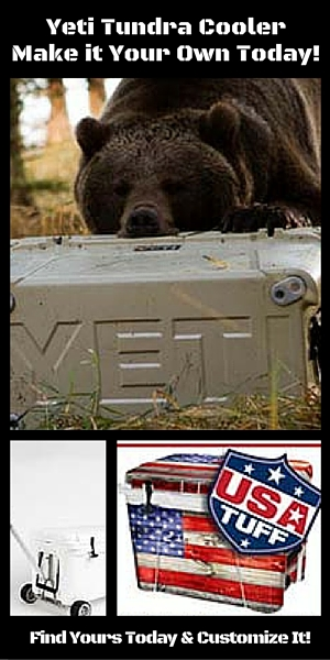 Begin with this Yeti Tundra cooler review and learn about all the options to make it uniquely yours today!