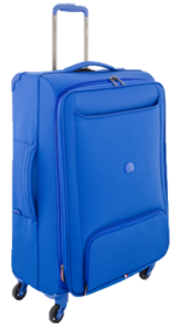 Delsey Luggage Chatillon 25 Inch Expandable Spinner Trolley
