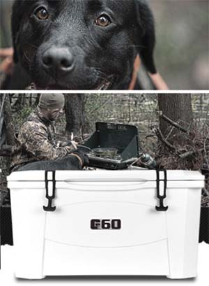 Made in America Grizzly Coolers Ice Chest Review