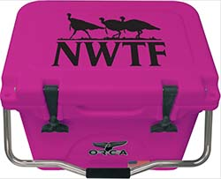 ORCA Official Licensed NWTF Coolers